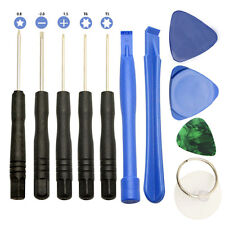 11 In1 Mobile Repair Opening Pry Tool Screwdriver  Kit Set For iPhone 4/5/6