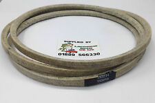 "GENUINE HUSQVARNA LT131 LT141 RIDEON LAWNMOWER 38"" CUT DECK BELT 193214"