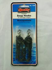 1009 Scotty Insulated Snap Hook for Downrigger weights Cable Terminal Kit