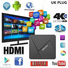 Dolamee D5 Android TV MAGIC BOX. Nuovo di Zecca UK