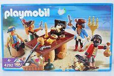 Playmobil 4292 Piraten - Piratenbande mit Beuteschatz  NEU und OVP