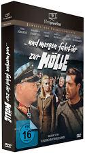 Und morgen fahrt ihr zur Hölle.. mit Curd Jürgens, Adolfo Celi - Filmjuwelen DVD