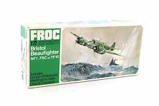 SEALED Vintage FROG 1/72 Bristol Beaufighter Model Kit : F191 NF1 F6C TF10