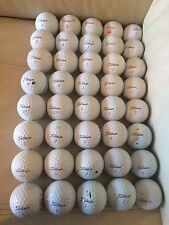 40 Titleist Pro V1x (red) A Grade Golf Balls FOUND ON THE COURSE