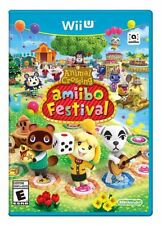 Animal Crossing: Amiibo Festival GAME ONLY (Nintendo Wii U, 2015) - BRAND NEW
