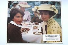 JULIE CHRISTIE LOBBY CARD LE MESSAGER