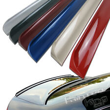 Painted Color For Acura TSX 2nd Sedan Rear Trunk Lip Spoiler PUF 09-14