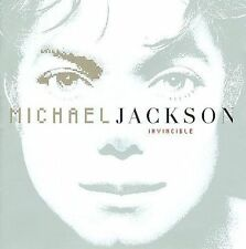 Invincible by Michael Jackson (CD, Sep-2001, Sony Music Distribution (USA))