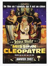 ASTERIX ET OBELIX  MISSION CLEOPATRE carte postale C 1306 SONIS    DEPARDIEU