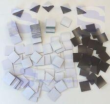 Magnetplättchen (Takkis), selbstklebend  20 x 20 x 0,9mm - 100 Stück Magnetfolie