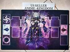 USA Seller Custom Yugioh Playmat Play Mat Large Mouse Pad Shaddoll Theme # 543