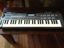 Casio CZ-101 Synthesizer with Upgraded LCD, All Manuals, Software and Power