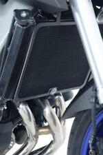 R&G BLACK RADIATOR GUARD for YAMAHA MT-09 (FJ-09) TRACER, 2015 on