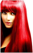 Flip in Extensions - Fashion Style Extensions - ROT -100g - 60cm NEU