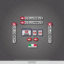 0233 Columbus CROMOR Bicycle Frame and Fork Stickers - Decals