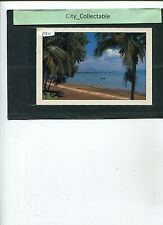 P311 # MALAYSIA USED PICTURE POST CARD * PENANG BRIDGE
