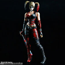Harley Quinn Arkham City Square Enix Play Arts Kai Action Figure No. 5 SEALED