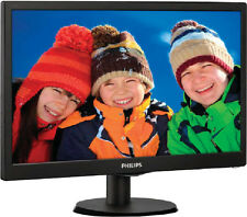Philips 193V5LSB2 18.5 inch LED Backlit LCD Monitor + 3 Yr Warranty