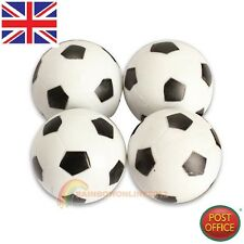 New 4pcs 32mm Plastic Soccer Table Foosball Ball Football Fussball R1BO