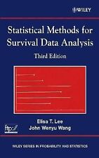 Statistical Methods for Survival Data Analysis (Wiley Series in Probability and