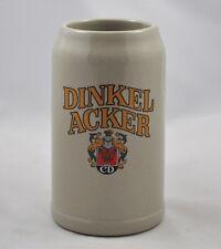 1 L Dinkel Acker CD Bierkrug / Bierhumpen Humpen Bier / Beermug German Tankard