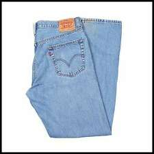 LEVI'S 505 Coupe Standard hommes Jeans Taille 36/34