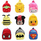 Baby Kids Schoolbag Cartoon Toddlers Early Education Bags Backpack Shoulder Gift