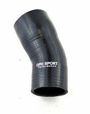 BMW 1 SERIES 118d EGR TO INTERCOOLER TURBO BOOST SILICONE HOSE BLACK 11617810308