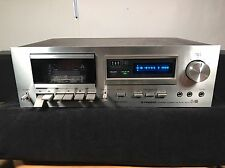 VINTAGE PIONEER CT-F600 Stereo Cassette Tape Deck Made in Japan Audiophile