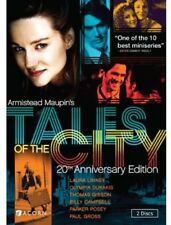 Tales Of The City (20th Anniv) (2013, DVD NEW)