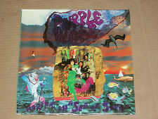 PURPLE ALGAE adrift on a sea of sounds LP NEW #/500 private press psych UK