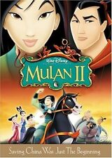 MULAN 2 II Kids Disney Movie (DVD 2005)