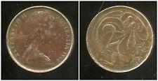 AUSTRALIE 2 cents 1968  ANM