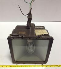 GENERAL ELECTRIC FLOOD LIGHT FIXTURE SBF17M0A