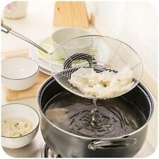 Mesh Colander Strainer Oil Strainer Stainless Steel Sifter Sieve Cooking Tools