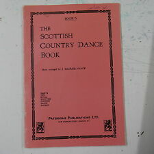 rscds THE SCOTTISH COUNTRY DANCE BOOK 5
