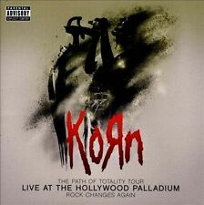 KORN - Path of Totality Tour [PA] CD+DVD