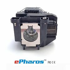 ELPLP67 Replacement Lamp In Housing for EPSON EB-X15 EH-TW480 Projectors
