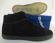 T RAWW REEBOK SIZE 9.5 CLASSIC SNEAKERS SHOES MENS V55639 YMCMB TYGA YOUNG