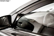 WIND DEFLECTORS compatible with VW PASSAT B5 (4/5-doors) [1997-2004] 2pc HEKO