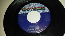 DIANA ROSS Surrender / I'm A Winner MOTOWN 1188 45
