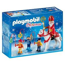 Playmobil Seasonal - 5593 St. Nikolaus mit Laternenzug - Christmas - Neu & OVP