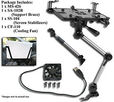 *Bundle Sale*Mobotron Standard Vehicle Laptop Mount, (MS-426B)