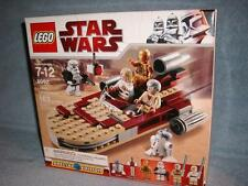 Luke's Landspeeder Special Edition Lego Star Wars 8092 163 pcs 2010 Minifigs New