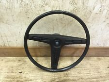 77 78 79 Toyota Corolla TE51 2TC 3 Spoke Steering Wheel Oem Original