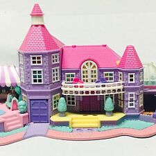 Polly Pocket Magical Mansion Bluebird Toys 1994 Playset Light up Play House