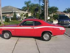 Side Stripes stripe kit for 1973-74 Plymouth Duster
