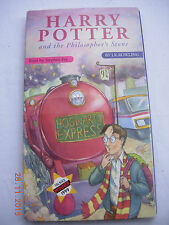 Harry Potter and the Philosopher's Stone 7 CDs audiobook read by Stephen Fry