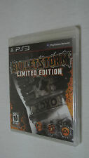 BRAND NEW Sealed Bulletstorm -- Limited Edition (Sony PlayStation 3, 2011)