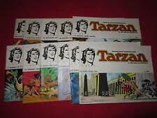 TARZAN SPECIAL COMPLETA 1/10) OTTIMA  EDITRICE CENISIO GIUGNO 1972